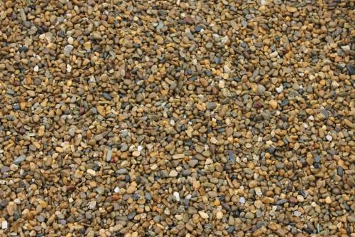 Галька речная окат (серо - желтая) фр. 3-5; 5-10; 10-20мм