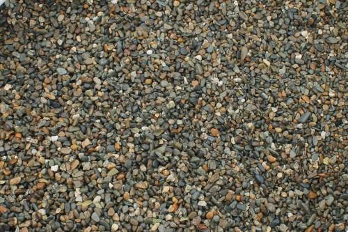 Галька речная окат (серая) фр.3-5; 5-10; 10-20 мм