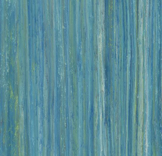 Линолеум Forbo Marmoleum Striato Colour 5243 peacock blue