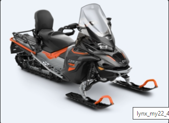 Снегоход LYNX 49 RANGER PRO 600R E-TEC DELE TOURING KIT 2022