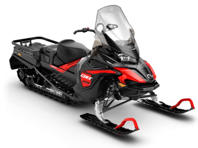 Снегоход LYNX 59 RANGER 600 ACE DELE 2022