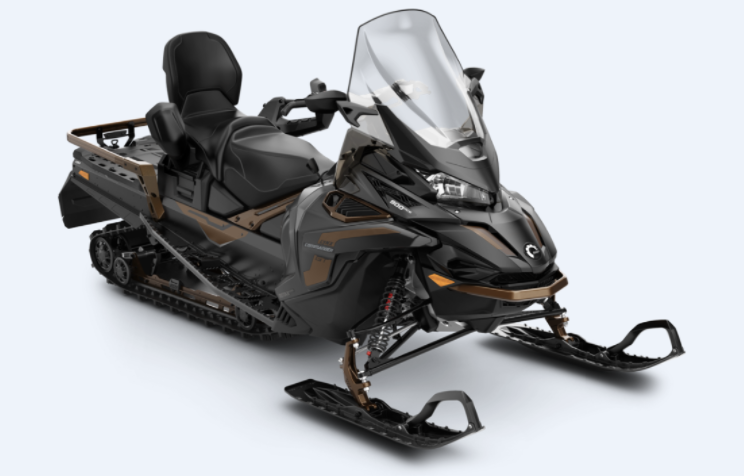 Снегоход LYNX COMMANDER GT 900 ACE 650W DELE 2022