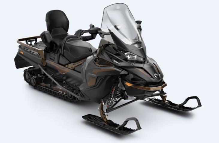 Снегоход LYNX COMMANDER GT 900 ACE 650W DELE VIP 2022