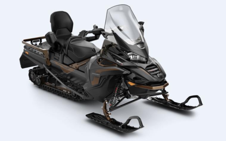 Снегоход LYNX COMMANDER GT 900 ACE TURBO 650W DELE 2022