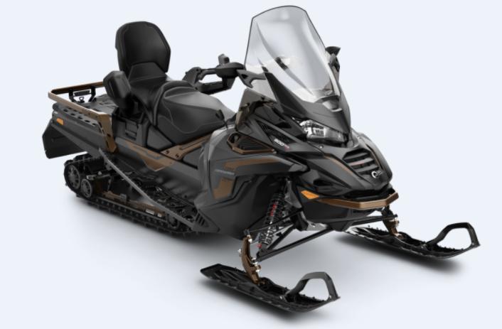 Снегоход LYNX COMMANDER GT 900 ACE TURBO 650W DELE VIP 2022