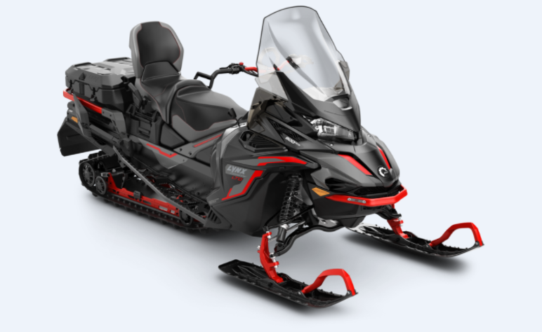 Снегоход LYNX COMMANDER LTD 900 ACE 650W DELE 2022