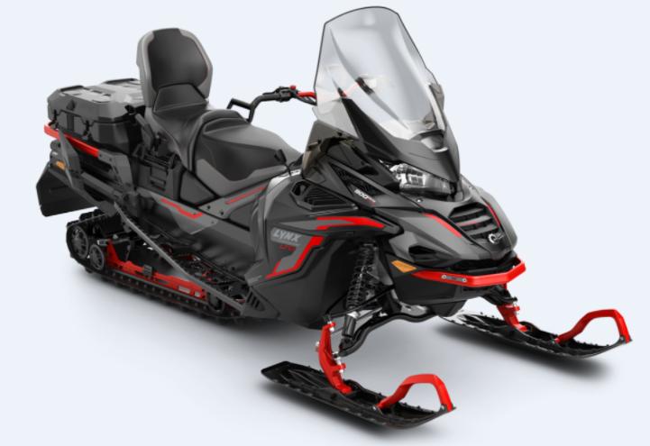 Снегоход LYNX COMMANDER LTD 900 ACE TURBO 650W DELE 2022