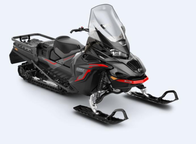 Снегоход LYNX COMMANDER STD 600R E-TEC DELE 2022