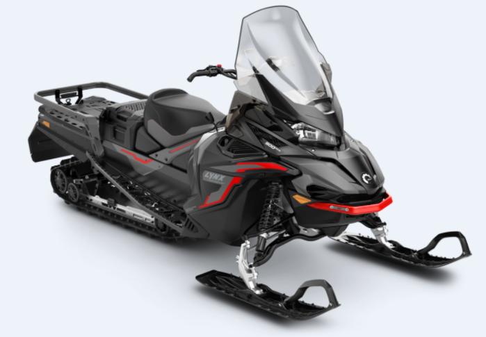 Снегоход LYNX COMMANDER STD 900 ACE 650W DELE 2022