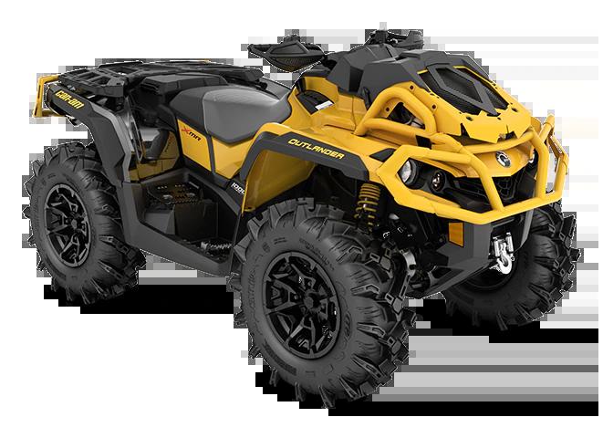 Квадроциклы OUTLANDER X MR 1000R+ VISCO-4LOK 2021
