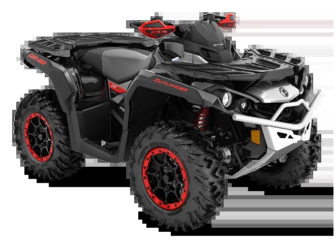 Квадроциклы OUTLANDER X XC 1000R+ 2021