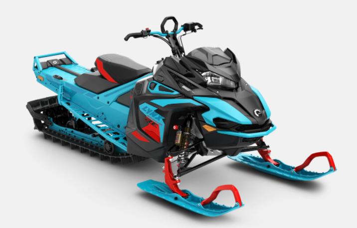 Снегоход LYNX Boondocker RE 3700 850 E-TEC DSHOT 2022