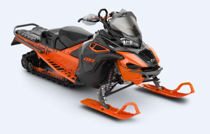 Снегоход LYNX XTERRAIN BRUTAL 850 E-TEC DELE 2022