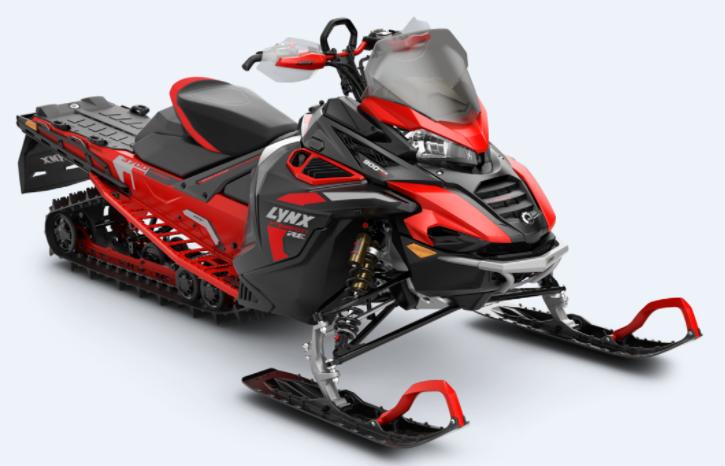 Снегоход LYNX XTERRAIN RE 900 ACE TURBO R 420W DELE VIP 2022