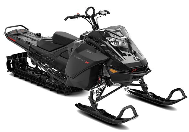 Снегоход SKI-DOO SUMMIT X 165 850 E-TEC DSHOT 2022