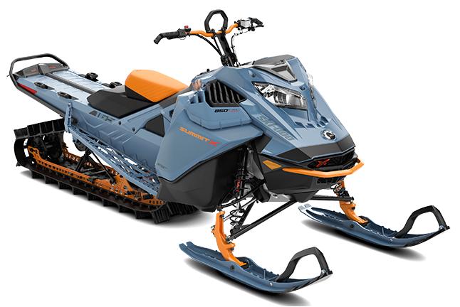 Снегоход SKI DOO SUMMIT X 165 850 E-TEC DSHOT 2022