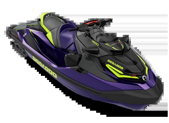 Гидроцикл RXT-X RS 300 С АУДИОСИСТЕМОЙ 2021