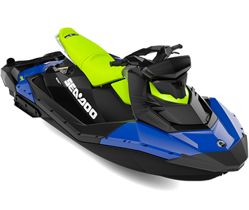 Гидроцикл SPARK 2UP 90 IBR HO 2021