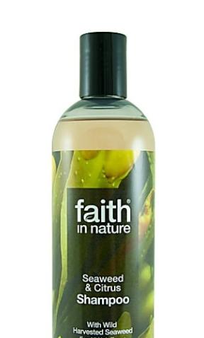 Натуральный шампунь Faith in nature с экстрактом Морских водорослей 250мл