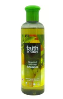 Натуральный шампунь Faith in nature с маслом Грейпфрута 250мл