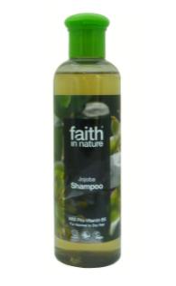 Натуральный шампунь Faith in nature увлажняющий с маслом Жожоба 250мл