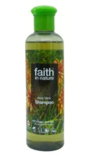 Натуральный шампунь Faith in nature увлажняющий с экстрактом Алоэ Вера 250мл