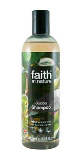 Натуральный шампунь Faith in nature увлажняющий с маслом Жожоба 400мл