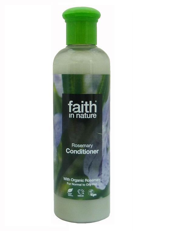 Кондиционер для волос Faith in nature стимулирующий с экстрактом Розмарина 250 мл
