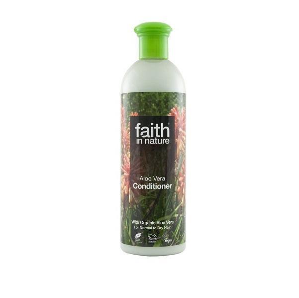 Кондиционер для волос Faith in nature с экстрактом Алоэ Вера 400 мл