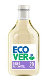 Жидкое средство для стирки Ecover Color с ароматом Яблока и Фрезии 1л