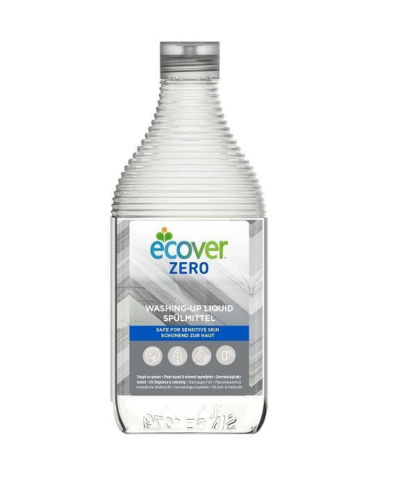 Средство для мытья посуды Ecover Zero, 450мл