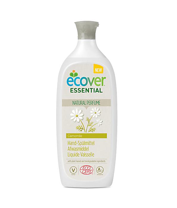 Средство для мытья посуды Ecover Essential с экстрактом Ромашки, 1л