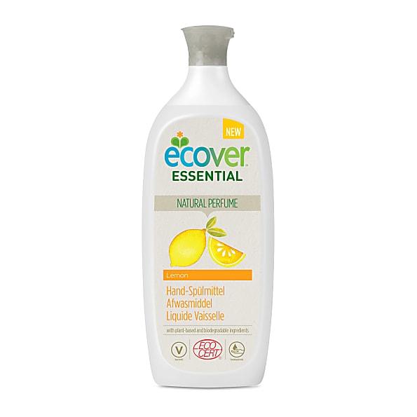 Средство для мытья посуды Ecover Essential с Лимоном и Алое Вера, 1л