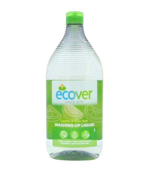 Средство для мытья посуды Ecover с Лимоном и Алое Вера, 950мл