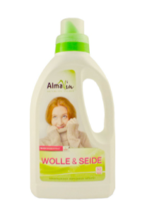 Жидкое средство для стирки шерсти и шелка экоконцентрат AlmaWin 750мл