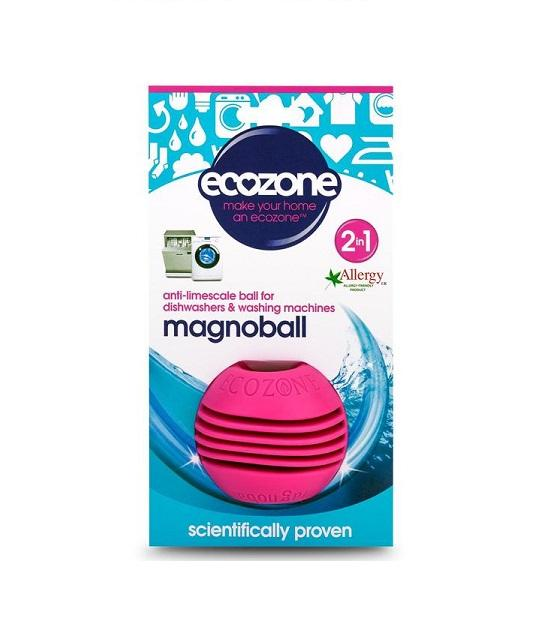 Магнитный шар от накипи для стиральной и посудомоечной машины, ECOZONE