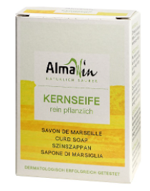 Натуральное ядровое мыло AlmaWin 100 г