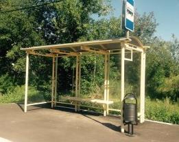 Автобусный павильон ПГС5 4х2