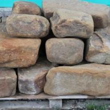 Песчаник для строительства и кладки (большие блоки)
