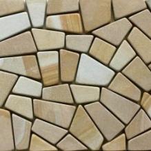 Песчаник брусчатка (Готика) PSG-L-01