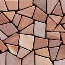 Песчаник брусчатка (Готика) PSK-L-01