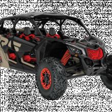 Квадроциклы MAVERICK MAX XRS TURBO RR (SMART-SHOX) 2021