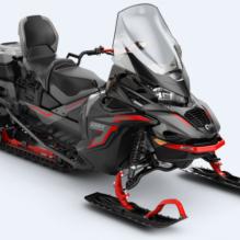 Снегоход LYNX COMMANDER LTD 600R E-TEC DELE 2022