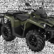 Квадроциклы OUTLANDER 6×6 XU+ 450 2021