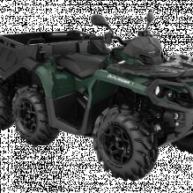 Квадроциклы OUTLANDER 6×6 XU+ 650 2021