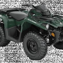 Квадроциклы OUTLANDER BASE 450 2021