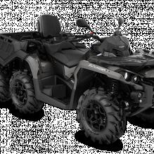 Квадроциклы OUTLANDER MAX 6×6 XU+ 1000 2021