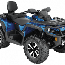 Квадроциклы OUTLANDER MAX LIMITED 1000R+ 2021