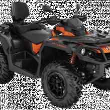 Квадроциклы OUTLANDER MAX XT-P 1000 ABS 2021