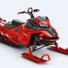 Снегоход LYNX Boondocker DS 3900 850 E-TEC DSHOT 2022